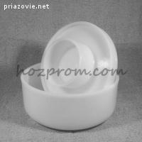 Форма с поршнем для твердых сыров 1-2 кг.